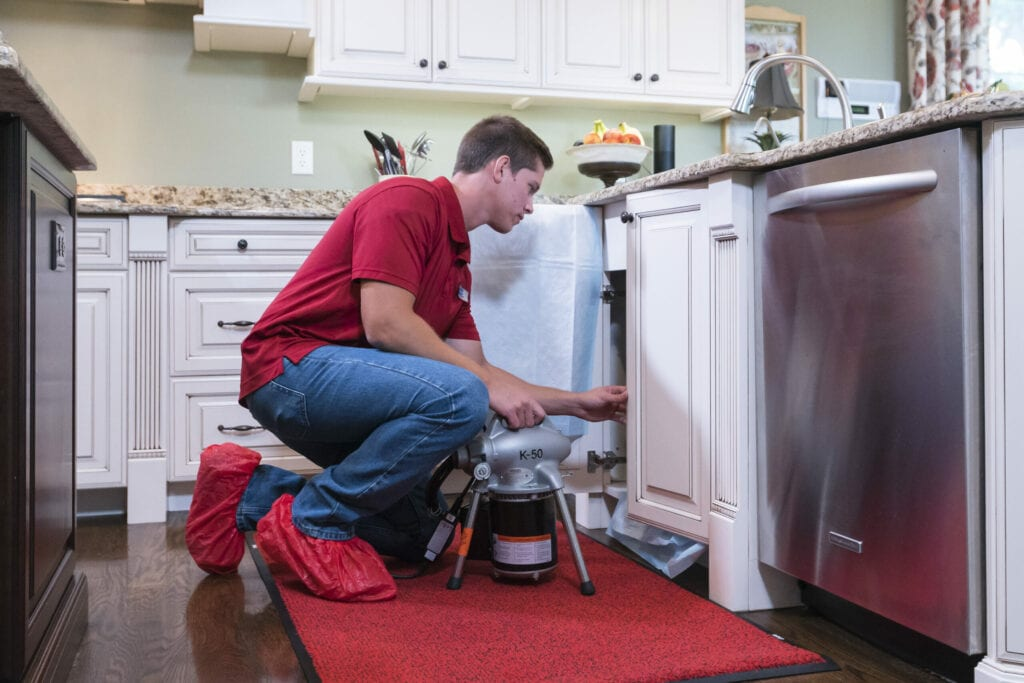 drain cleaning thornton il